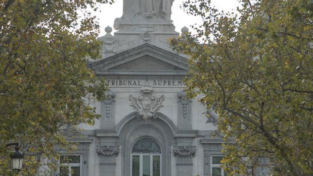 La sede del Tribunal Supremo en Madrid