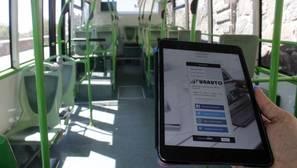 La wifi ya está instalada en todos los autobuses urbanos de Toledo
