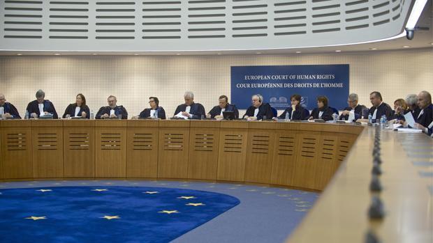 El Tribunal Europeo de Derechos Humanos, ubicado en Estrasburgo