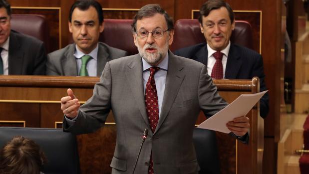 Hemeroteca: Rajoy pide un «candidato limpio» en Cataluña | Autor del artículo: Finanzas.com