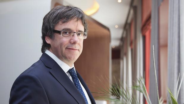 Puigdemont se muda a Hamburgo