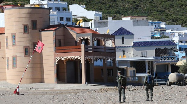 Viaje a las zonas clave del tráfico de hachís en Marruecos