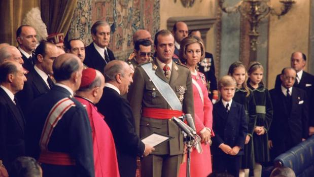 La Monarquía: el reto era (y vuelve a serlo) la concordia