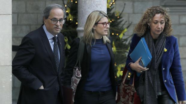 Gobierno y Generalitat rebajan el tono ante el temor a disturbios el 21-D