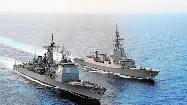 Navantia se juega un contrato de 20 fragatas con la US Navy