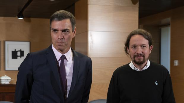 Sánchez insiste ante Iglesias en su rechazo a ministros de Podemos