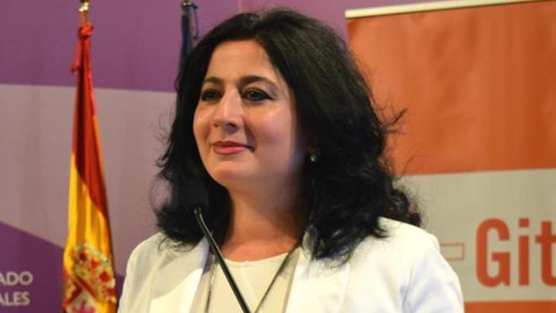 Carla Santiago, la primera senadora gitana de la historia