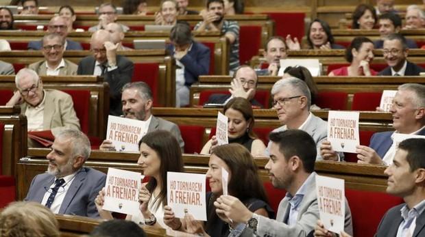 Nueva campaña de desprestigio contra España del Govern