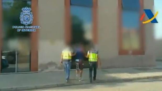 Detenido por narcotráfico el jefe de estibadores del puerto de Málaga