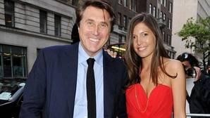 Ferry y su segunda esposa, 37 años más joven que el cantante