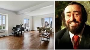 Fracasa la venta de la espectacular casa de Pavarotti en Nueva York