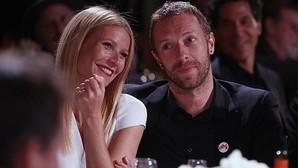 Gwyneth Paltrow y Chris Martin en enero de 2014, en la última imagen juntos antes de anunciar su separación