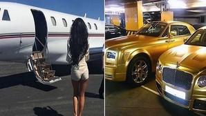 Algunos perfiles de niños ricos en Instagram ayudan a la Policía a detectar el fraude de sus padres