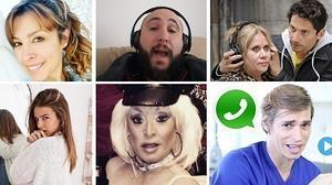 Los famosos que arrasan como «youtubers»