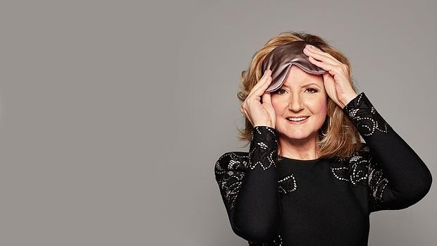 Arianna Huffington autora de «The Sleep Revolution»