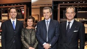 Los Ferragamo, familia de zapateros