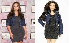 Barbie saca una nueva muñeca inspirada en la modelo «curvy» Ashley Graham