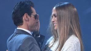 La «sospechosa» complicidad entre Marc Anthony y Jennifer López hace saltar las alarmas
