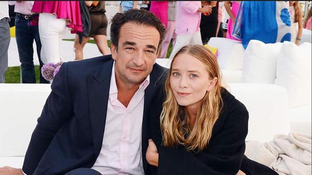 Mary Kate Olsen y Oliver Sarkozy