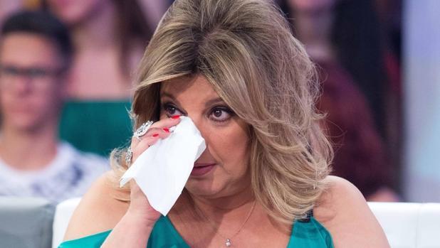 El llanto desconsolado de Terelu Campos