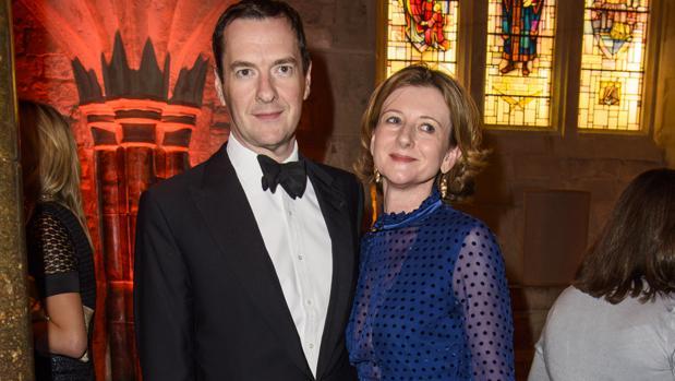 George Osborne, de ministro de Economía a director de periódico (a ratos)