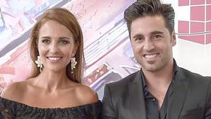 David Bustamante y Paula Echevarría se reencuentran en Candás