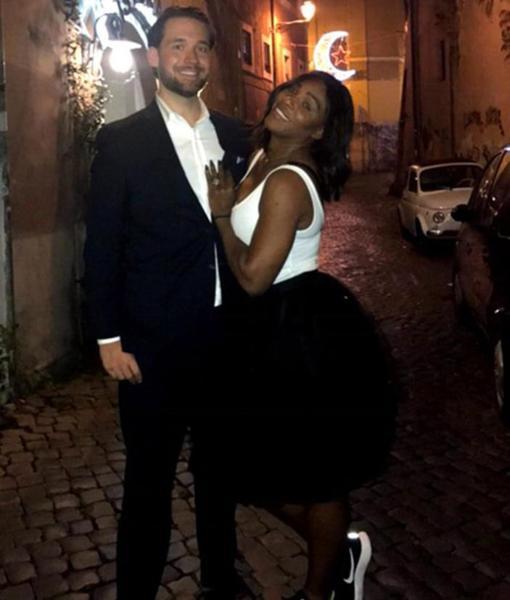 Alexis y Serena