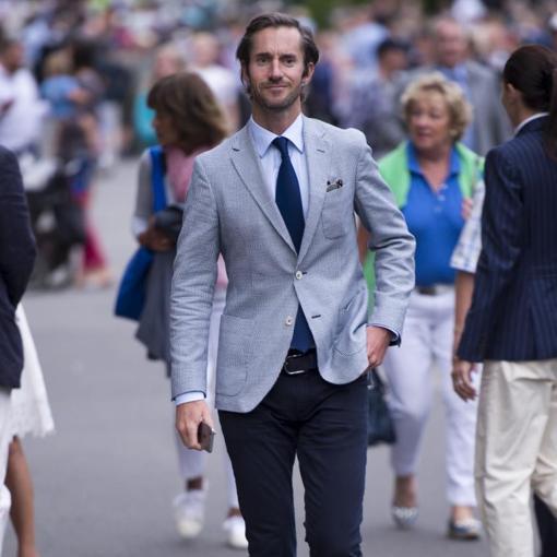 James Matthews, futuro marido de Pippa Middleton