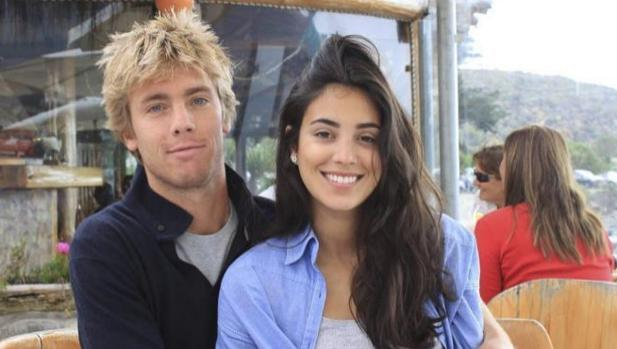 Christian de Hannover y su novia Alessandra de Osma