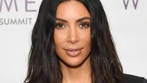 Kim Kardashian en la ciudad de Nueva York