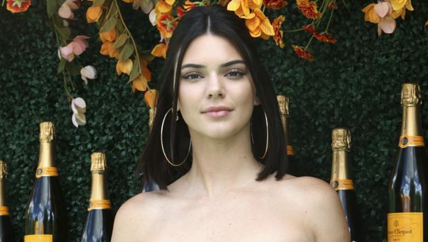 Kendall Jenner en la décima edición de la Veuve Clicquot PoloClassic