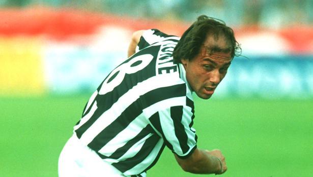 Conte en sus tiempos de la Juventus de Turín