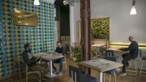 Restaurante La Mar Canalla: «Sal en El Porvenir»