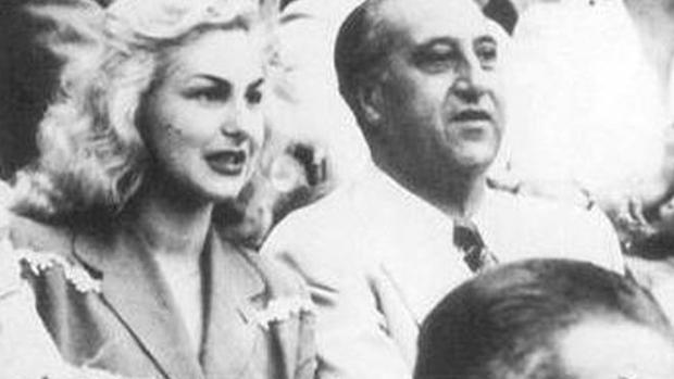 Carmen Broto en una imagen de archivo