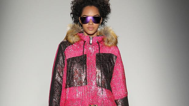 Un momento del desfile de Custo en la semana de la moda de Nueva York