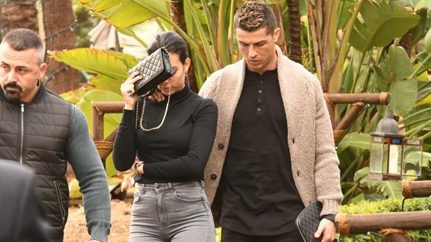Cristiano Ronaldo lleva el modelo «Ambler» de Vuitton (1.200 euros)