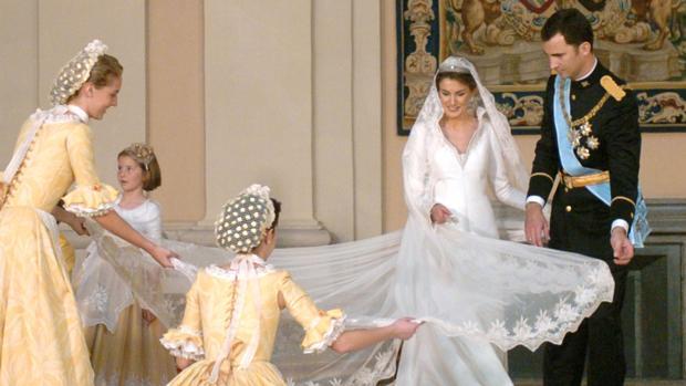 Felipe y Letizia: Una boda inesperada que sorprendió a los españoles