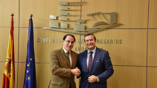 Javier González de Lara y Juan Carlos Hernández Buades