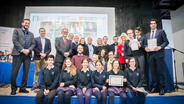 La entrega de premios Celebration of Achievement tuvo lugar el viernes 18 de enero