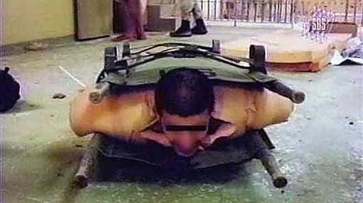 Una de las torturas de la CIA
