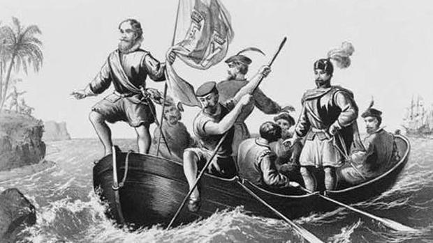 Los misterios más extravagantes de Colón incluyen la teoría de que llegó a América gracias a los Templarios