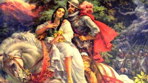 Video Masacre Nueva Zelanda Hd: Malinche, La Indígena Amante De Hernán Cortés Que Fue