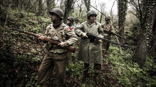 Soldados en el bosque (documental de Mirasud)