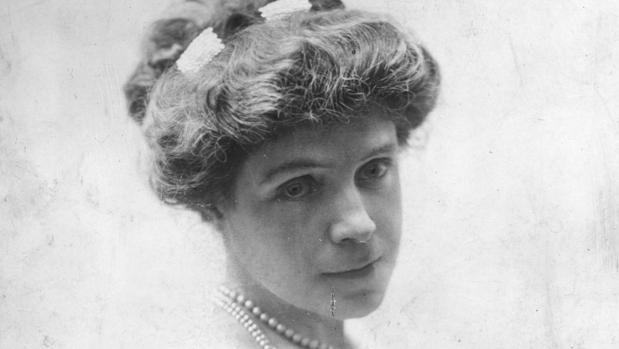La Infanta Eulalia de Borbón