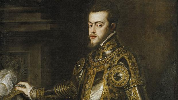 «España le debe a Felipe II un pasado glorioso»