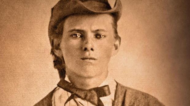 Jesse James, criminal, forajido e icono estadounidense