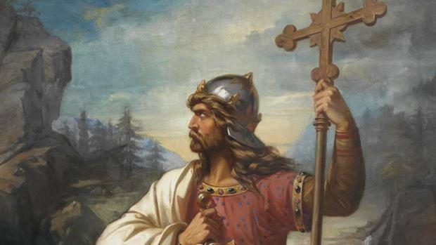 La épica de Don Pelayo, el caudillo astur que prendió la Reconquista con 300 guerreros