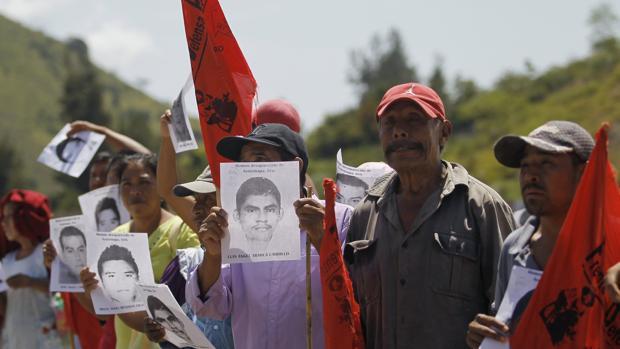 Detenido en México el exjefe de Policía de Iguala, clave en la desaparición de 43 jóvenes en 2014