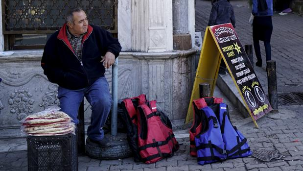 Lucrarse a costa de los inmigrantes en Turquía
