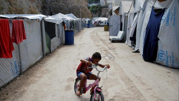 La tensión aumenta en la isla de Quíos entre refugiados y griegos